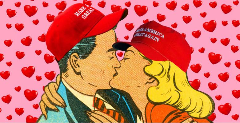 SAFE SPACE: The Strange Rise of Right-Wing Dating Apps