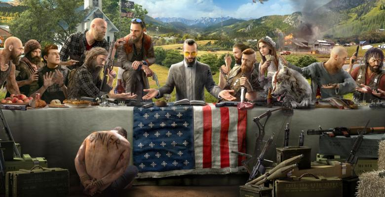 Exploring The Politics Of Far Cry 5