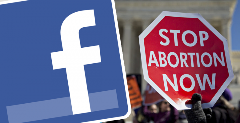 Facebook abortion