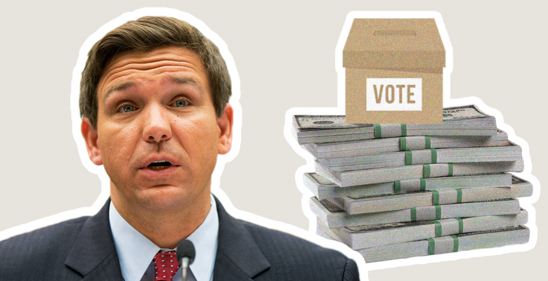 Florida GOP Wants People Released From Prison to Pay Over $1 Billion to Restore Voting Rights