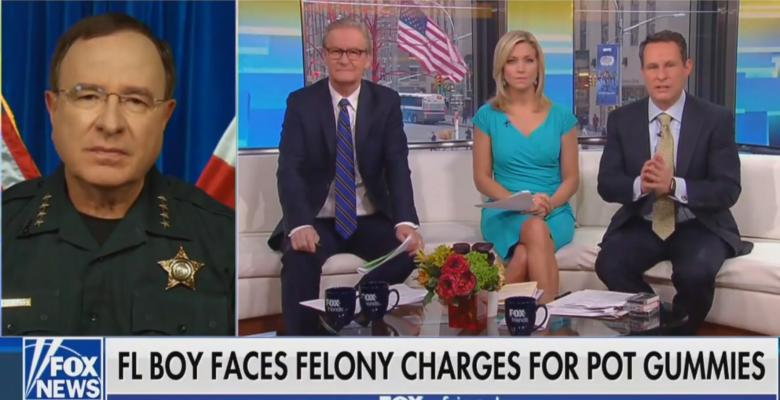 Fox & Friends Falsely Claim Weed is 'Ruining Families and Killing People Every Day' in US