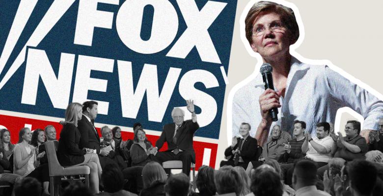 Bernie Sanders Polling Much Better With Fox News Viewers Than MSNBC; Warren Not So Much