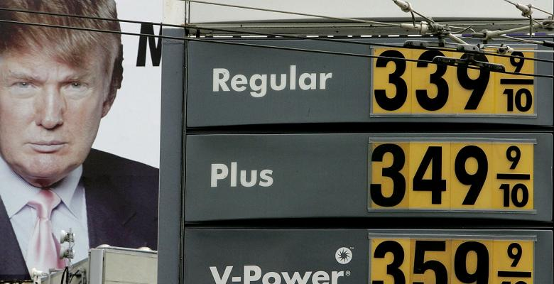 Understanding Trump's Twitter Response To Rising Gas Prices