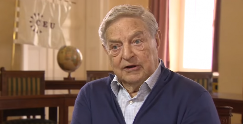 George Soros Spokesman Wants to Combat Conspiracies But Says Fox News Refuses to Book Him