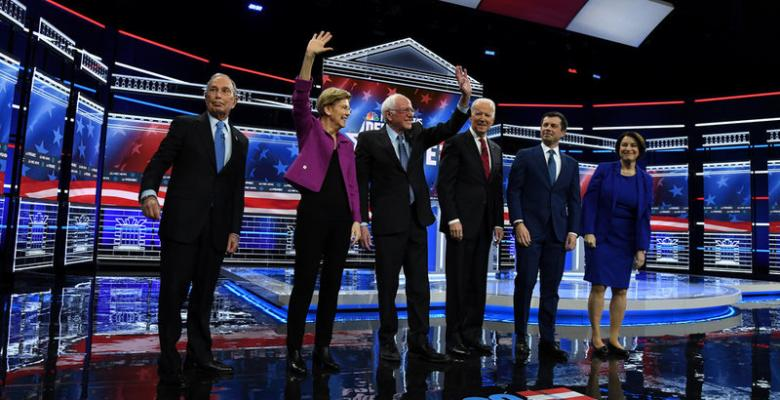 Bloomberg's Crushing Defeat In The Democratic Debate Is A Warning To The DNC