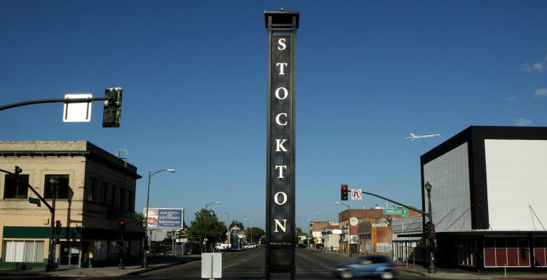 How is Stockton, CA's Take on UBI Not Welfare?