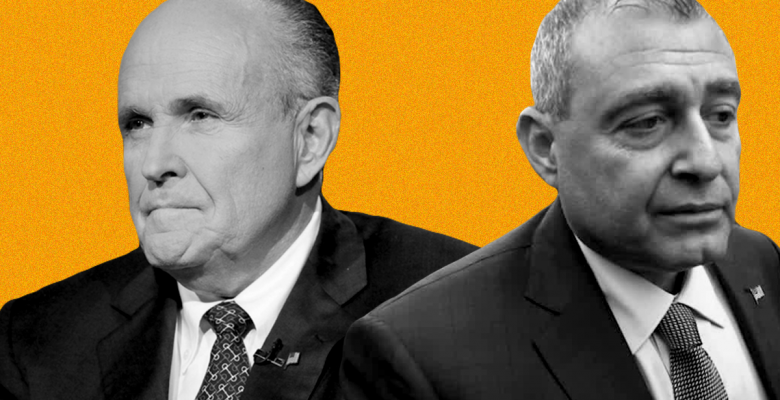 Federal Prosecutors Are Looking at Rudy Giuliani's Consulting Firm and Company That Paid Him $500K