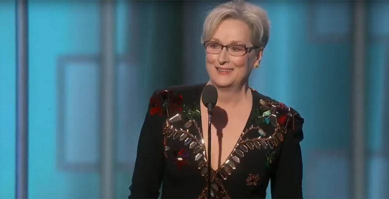Your Mom's Gotten Into The Wine Again: Meryl's Embarrassment