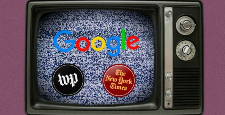 Google News Initiative: Establishment Media's $300M Welfare Cheque