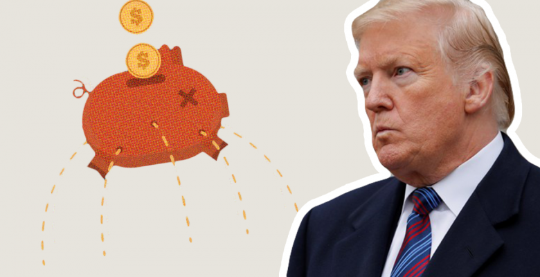 Trump Tariffs May Completely Wipe Out Workers' Gains From GOP Tax Cuts