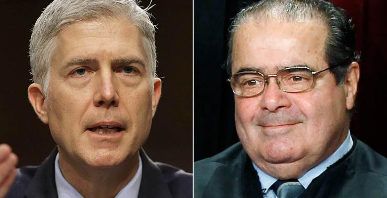 Gorsuch Is The Perfect Replacement For Justice Scalia