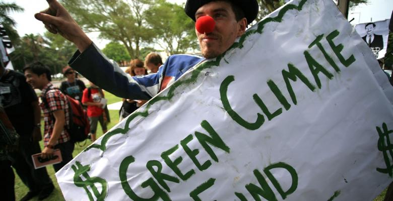 Failure of the $100B Green Climate Fund is Unsurprising
