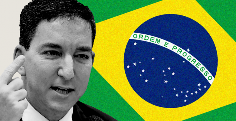 Journalist Glenn Greenwald Charged for Publishing Hacked Texts That Embarrassed Bolsonaro Government