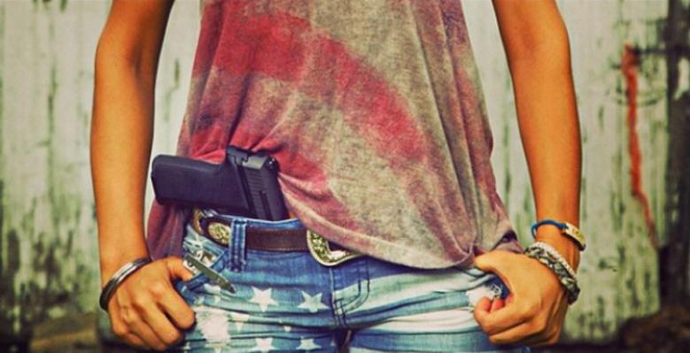 Leftists Shocked Young Women Are Buying Handguns