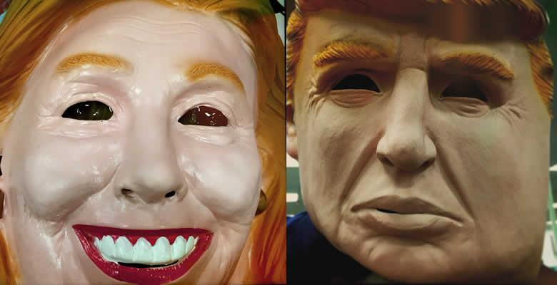 War on Halloween: Why Does the Left Hate fun?
