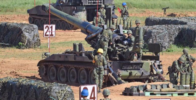 Taiwan's Han Kuang War Games Show Signs Of Escalating Tensions With China