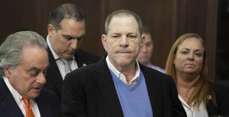 Weinstein Released On $1 Million Bail After Court Appearance