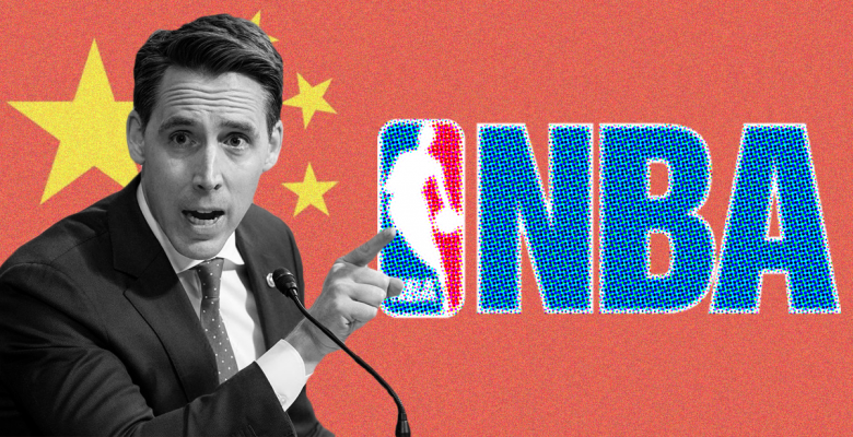 Sen. Hawley's Motives May Be Political, But He's Not Wrong About the NBA and China