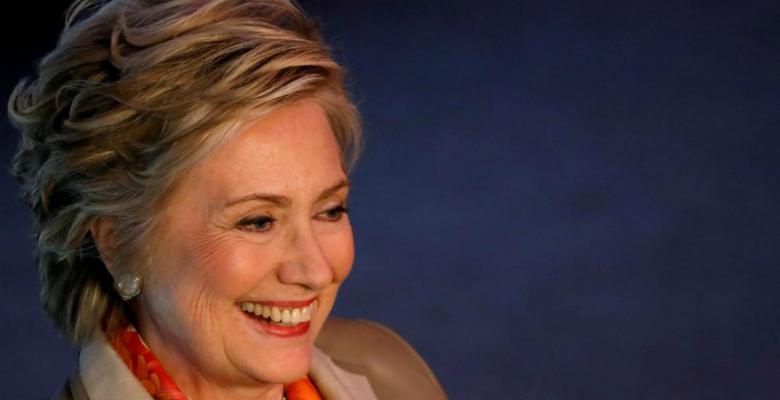 Hillary Clinton Still Won't Go Away