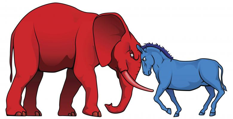 Red vs. Blue: How America Ended Up With a Two-Party System