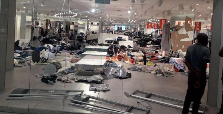 Insane: H&M Hoodie Scandal Causes Violence In South Africa
