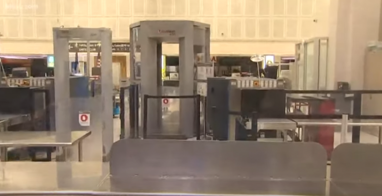 Houston Airport Shuts Down TSA Checkpoint Due to Government Shutdown