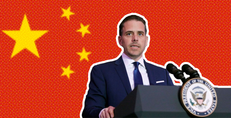Hunter Biden Steps Down From Board of Chinese Company at the Center of Trump's Conspiracy Theory