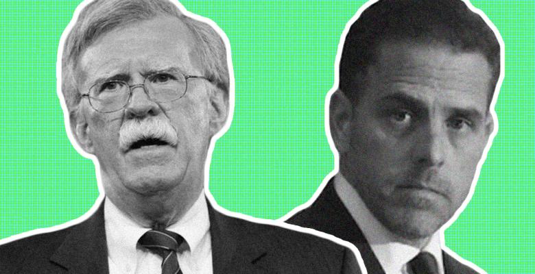 Democrats Consider Trading John Bolton's Testimony for Hunter Biden's