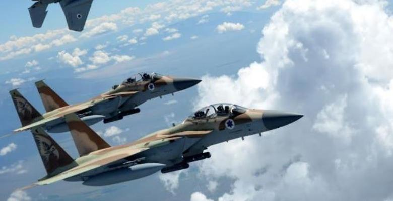 Israeli Air Force Retaliates Against Syrian Missile Battery