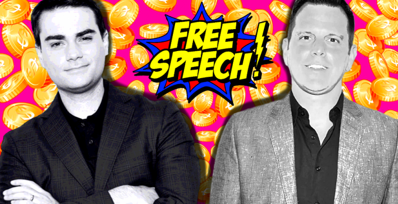 The Intellectual Dark Web: A Guide to Free Speech Hypocrisy