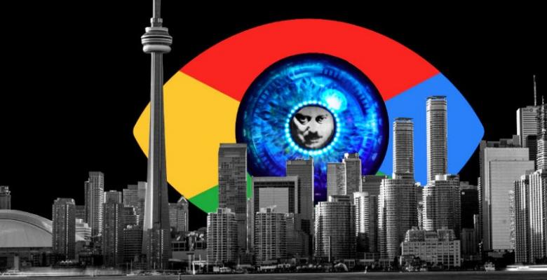 "Google's ""Smart City of Surveillance"" Faces Privacy Rights Resistance in Toronto"