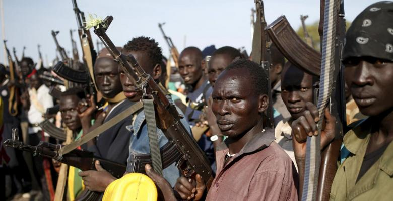 Here's How Europe, China and the U.S. are Funding South Sudan's Civil War