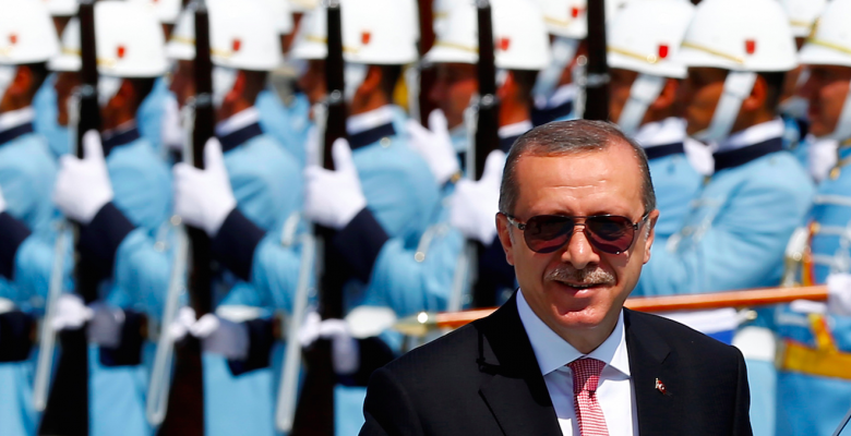 Turkey's Bully President Picks a Fight with America