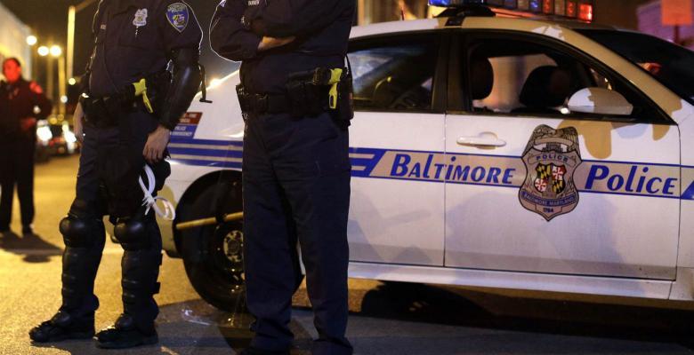 Heroic B'more Cops Rob, Profile, Revolutionize Policing