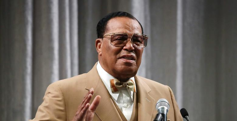 The Strange and Secret Ties Between Scientology And Louis Farrakhan's Nation of Islam