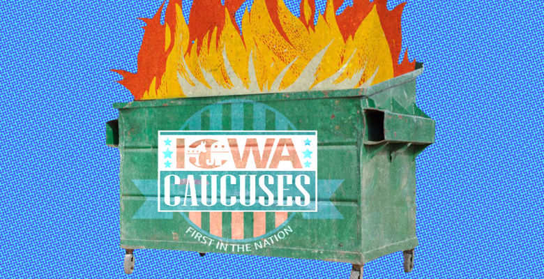 The Iowa Caucuses Are Broken Forever