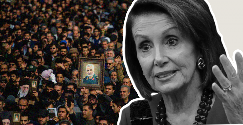Nancy Pelosi Announces Vote on War Powers Resolution to Limit Trump's Ability to Attack Iran