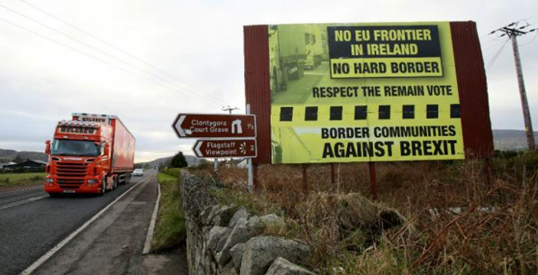 Another Blow To Brexit: No Hard Border For Ireland