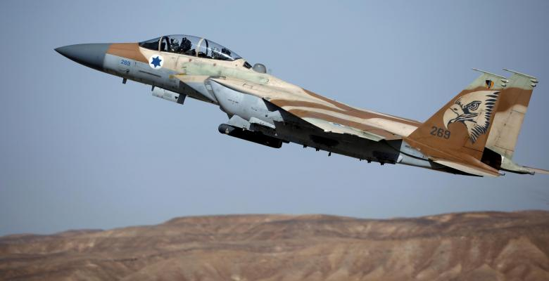 6 Killed In Israeli Air Strike In Syria