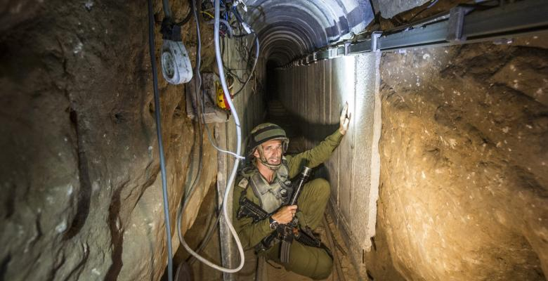Hamas' Shifting Tunnel Strategy Shows Changing Nature Of Conflict