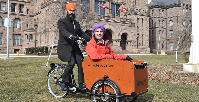 Jagmeet Singh Should Make Justin Trudeau Nervous