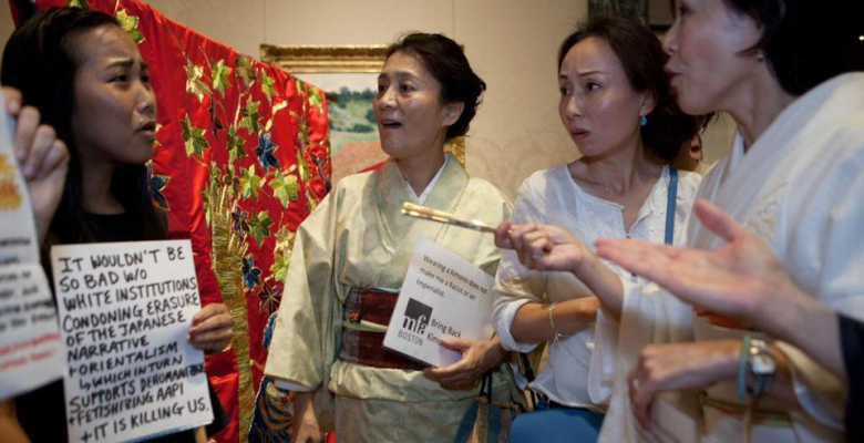 From Kimonos to Hoop Earrings: Who Owns Culture?