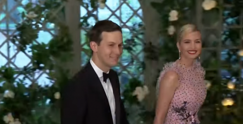 Jared and Ivanka Spotted at Mar-a-Lago During Government Shutdown Ban on Vacations