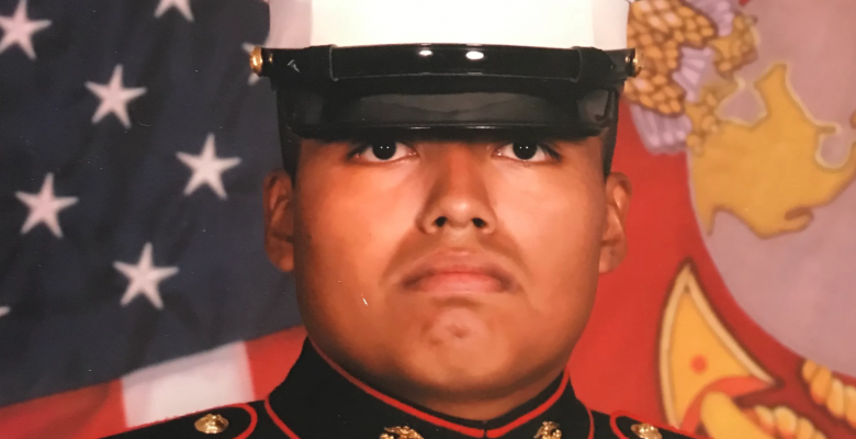 ICE Tried to Deport an American-Born Marine Veteran