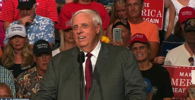 West Virginia Gov. Leaves Dem. Party for Greener Pastures
