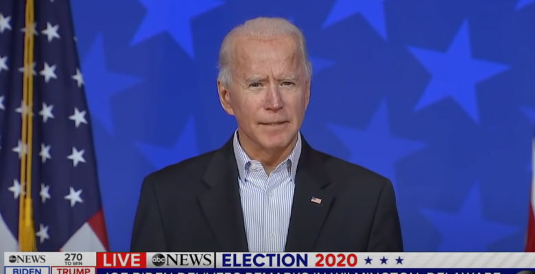 Joe Biden Pulls Ahead in Close Races in Pennsylvania and Georgia