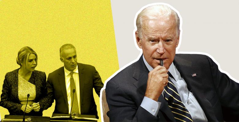 Trump Lawyers Use Impeachment Trial to Attack Joe Biden
