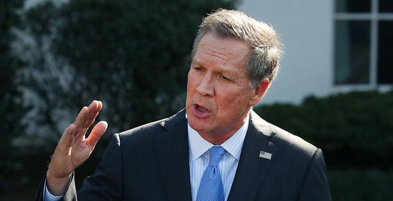 John Kasich Says He Might Leave The GOP