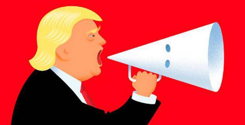 The Economist Paints Trump As A Racist