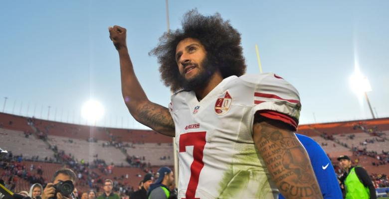Colin Kaepernick: Citizen Of The Year?
